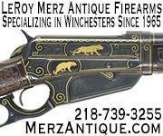 Leroy Merz Antique Firearms