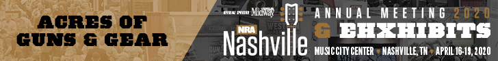 NRA Nashville April 16-19