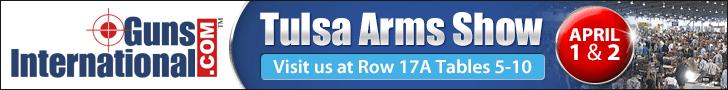 Tulsa Arms Show 2019