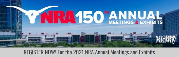 NRA Houston September 3-5 2021