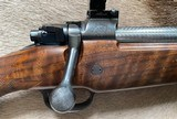 Bauska .375 H&H Express Custom Rifle - 2 of 14