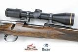 "John Rigby & Co Gunmakers - Custom Winchester 70 (300 H&H, 25"") - 2 of 12"