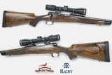 "John Rigby & Co Gunmakers - Custom Winchester 70 (300 H&H, 25"")"