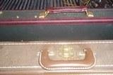 Browning cases for shotgun o/u