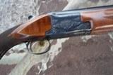 nikko 12 gauge 2 3/4 chamber 28 inch barrels choked mod and full