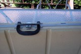 Nikko shotgun case in good condition 100.00 plus actual shipping about 30.00 no key - 2 of 3