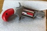 MAGA North American Arms (NAA) .22 LR Mini Revolver NIB S/N MAGA-0529