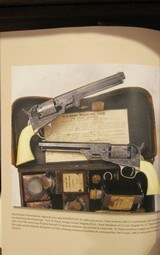 BRACE OF FACTORY ENGRAVED AND INSCRIBED MANHATTAN NAVY REVOLVERS