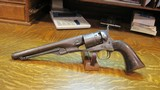 COLT 1860 ARMY ID'D TO A TROOPER IN THE 12TH NY CAVALRY KIA - 3 of 14
