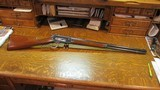 1886 WINCHESTER SPECIAL ORDER RIFLE