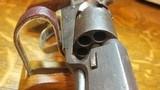 "1849 COLT POCKET REVOLVER 3"" BARRELRARE-RARE-RARE!!!!!! - 9 of 12"