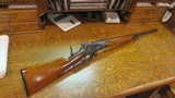 WINCHESTER 1886 TAKEDOWN RIFLE 33 CAL.