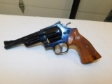 Smith & Wesson Model 27-2 357 magnum revolver