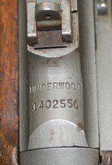 EARLY UNDERWOOD M1 CARBINE .30 CALIBER - 11 of 19
