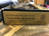 Weatherby Mark V Ultralight RC 7mm Wby Custom Shop - 7 of 7