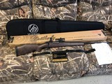 Weatherby Mark V Ultralight RC 7mm Wby Custom Shop - 1 of 7