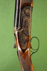 William Moore & Grey Over & Under 12 bore shotgun