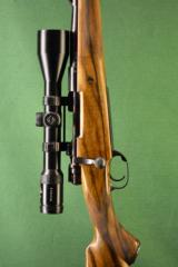 William Evans bolt action rifle .375 H&H mag