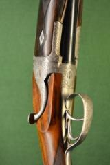 Superbritte Side opener 12 bore Over & Under Shotgun Second hand - 3 of 7