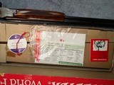 """Winchester Model 101 20 Gauge 26"""" Early 70's New in Box - 2 of 12"""