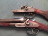 Peiper-Bayard Hammer Double in Rare 32 gauge (in superb original condition) - 17 of 20