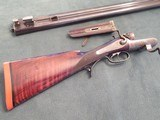 Magnificent Army & Navy CSL. Ball & Shot gun. Rare gun in Superb Original Condition.