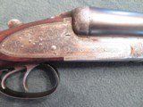 "W&C. Scott Sidelock, Another rare gun from my 40+ year Scott Collection (Monte Carlo ""A""