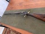 "W&C. Scott 16 Bore Feather Weight London ""Best"" Quality Gun. Rare Model. - 5 of 15"
