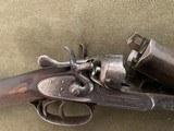 "W&C. Scott 16 Bore Feather Weight London ""Best"" Quality Gun. Rare Model."
