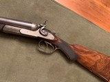 Wiliam Schaefer (Boston) 12 gauge Hammer Gun Fine Condition.