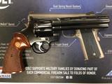 "Colt Python 1978 Blue 6"" 357 Mag"