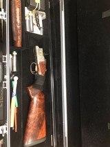 Used Browning 725 GR7 12/32 w/Briley sub gauge tubes - 8 of 12