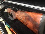 Used Browning 725 GR7 12/32 w/Briley sub gauge tubes - 5 of 12