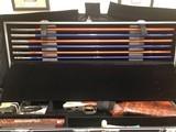 Used Browning 725 GR7 12/32 w/Briley sub gauge tubes - 7 of 12