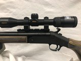Used H&R Ultra Slug 20 Ga Nikon Scope - 2 of 9