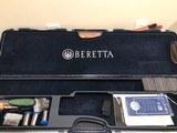 """Used Beretta 687 SP V 20 ga 28"""" LNIB - 4 of 10"""