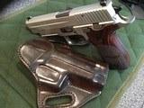 Sig Sauer P226 Stainless Steel Elite