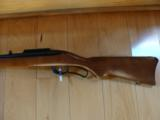 RUGER M-96, LEVER, 22 MAGNUM CAL., LIKE NEW COND.- 4 of 4