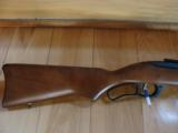 RUGER M-96, LEVER, 22 MAGNUM CAL., LIKE NEW COND.- 1 of 4