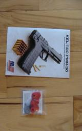 KEL-TEC PMR 30, 22 MAG. RARE BROWN COLOR NEW UNFIRED IN BOX .[SOLD PENDING FUNDS] - 4 of 4