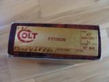COLT PYTHON 357 MAG., 4
