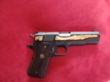COLT ACE 22LR. COMMERATIVE SAM COLT 1836 TO 1981, 1000 MFG.
