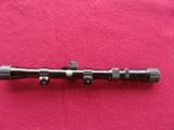 TASCO 22 CAL, 3X-7X VARIABLE RIFLE SCOPE, NEW COND.- 3 of 3