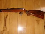 ANSCHUTZ 141, 22 MAGNUM, HIGH GLOSS, CHECKERED, FANCY FRENCH WALNUT WITH ROSEWOOD FOREARM TIP, 99% COND. [SOLD PENDING FUNDS] - 5 of 5