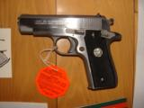 COLT GOVERNMENT 380 CAL. STAINLESS, LIKE NEW IN BOX - 4 of 4