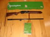 "REMINGTON 1100, 12 GA., 28"" MOD., VENT RIB, HIGH GLOSS WALNUT WOOD WITH THE WHITE DIAMOND , NEW UNFIRED IN GREEN BOX