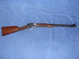 WINCHESTER 9417, 17 HMR CAL. TRADITIONAL WITH STRAIGHT STOCK, 99% COND. NO BOX