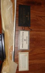 "BROWNING BELGIUM, LIGHT-20 GA. 28"" MOD. VENT RIB, ROUND KNOB, NEW UNFIRED 100% IN BOX, MFG 1962- 2 of 6"