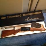 """BROWNING BELGIUM [SWEET-16] 26"""" IMPROVED CYL. VENT RIB, ROUND KNOB, MFG. 1963 NEW IN BOX 100% COND. NEVER BEEN ASSEMBLED- 2 of 8"""