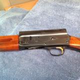 """BROWNING BELGIUM A-5 [SWEET-16] ROUND KNOB, 28"""" MOD. VENT RIB, MFG 1963, 100% COND. NEW IN BOX- 6 of 7"""